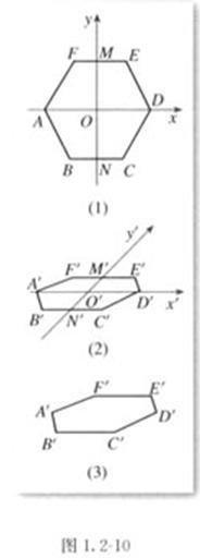 斜二测画法_360百科
