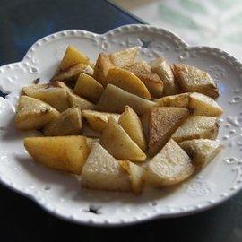 黄油土豆块图片