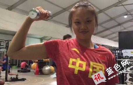 郎平评价朱婷 2016里约奥运 中国女排有点累 郎平 惠若琪 朱婷