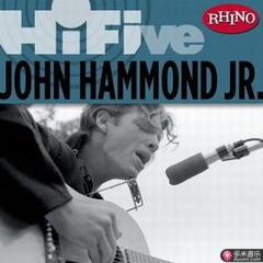 rhino hi-five: john hammond