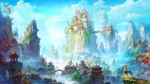 《問道》中的這些最美景點  你都去過嗎