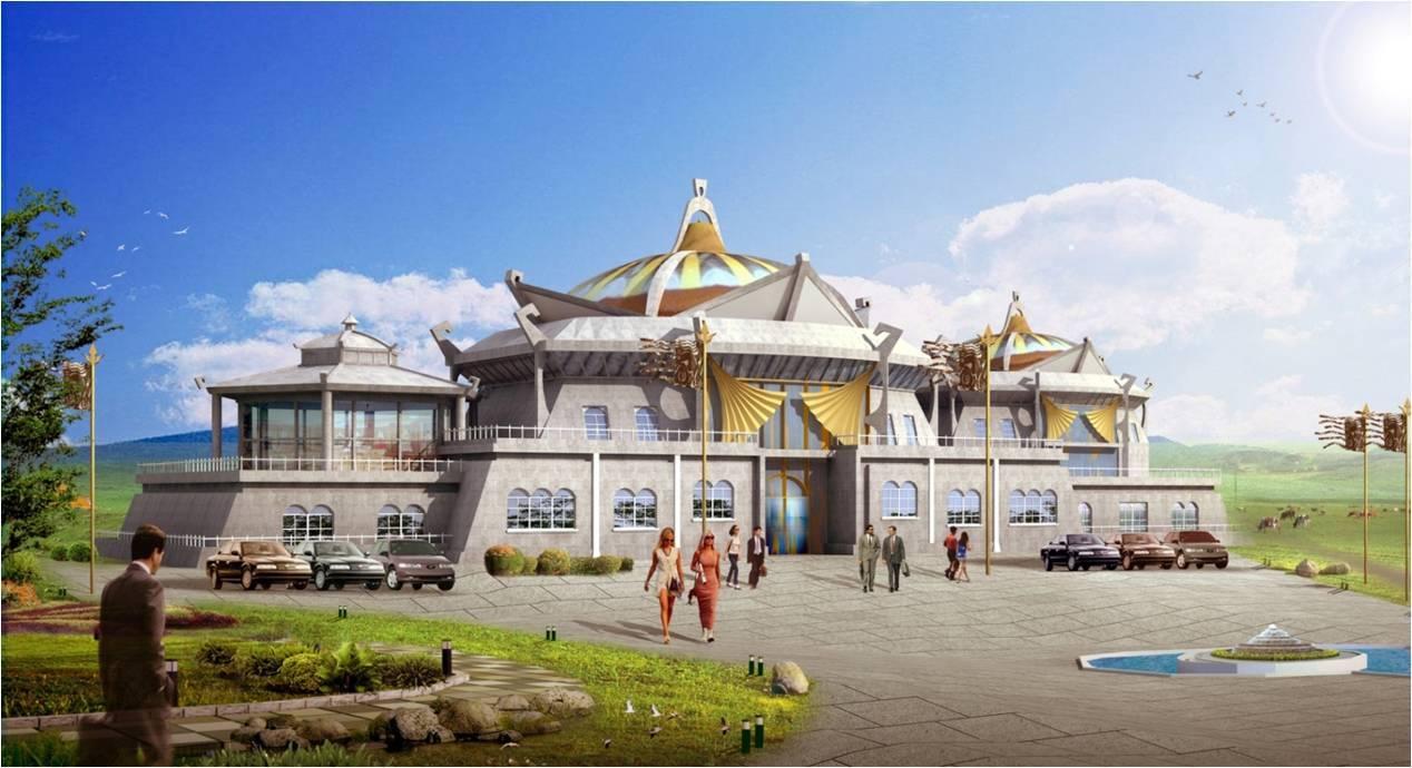北京方圆水木旅游景观规划设计院