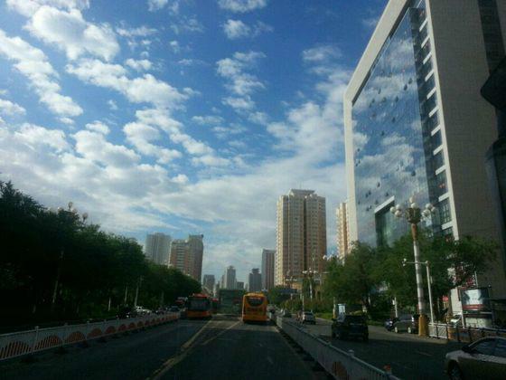 乌鲁木齐街景