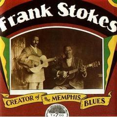 creator of the memphis blues