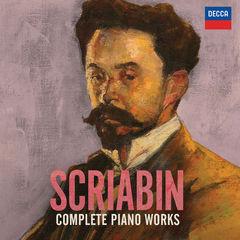 scriabin - complete piano works