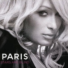stars are blind (cd-single)