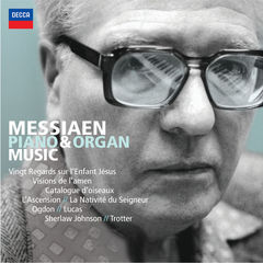 messiaen edition vol.2: piano & organ music(7 cds)