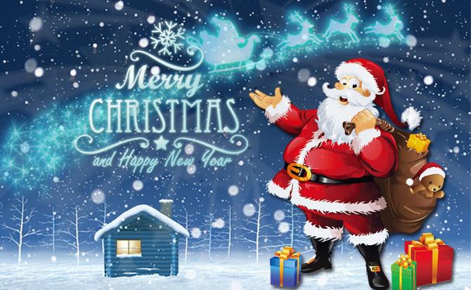 幻灯片-圣诞老人