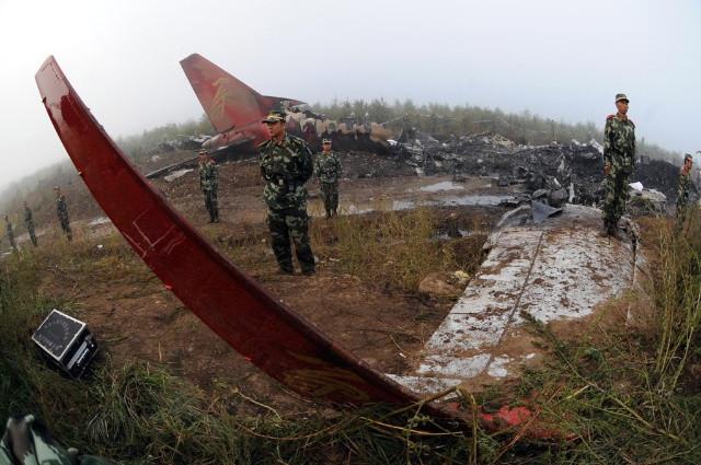 飞机失事后多少
