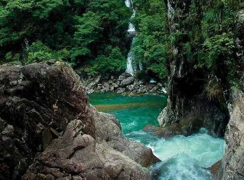 安远县三百山风景区照片