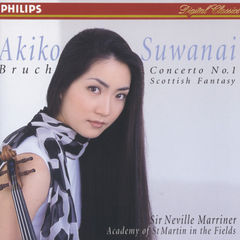 bruch: violin concerto no.1; scottish fantasia