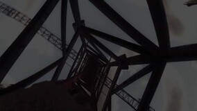 Sitting Up On Our Crane