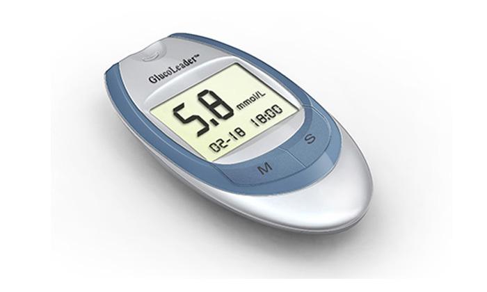 测利得雅思血糖仪采用全新一代电路设计,专利电化学生物感测技术