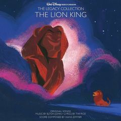 the lion king(legacy collection)