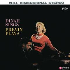 dinah sings, previn plays