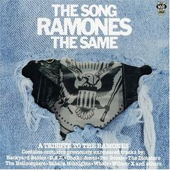 song ramones the same