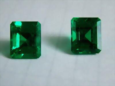 碧玺:宝石,有普通的绿碧玺,以及含铬致色的铬碧玺