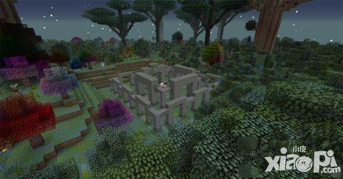 我的世界暮色魔法森林详解 暮色魔法森林有什么特色