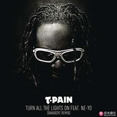 turn all the lights on