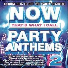 now party anthems, vol. 2