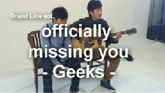 Officially Missing You 预告版