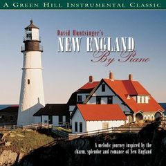 new england by piano