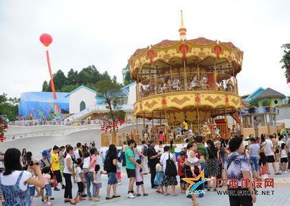 南宁凤岭儿童乐园需要门票吗图片