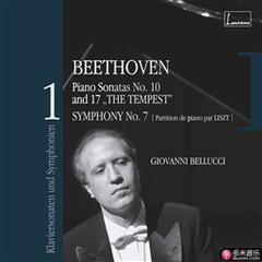 beethoven : piano sonatas & symphonies volume 1