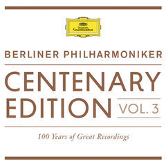 centenary edition 1913 - 2013 berliner philharmoniker