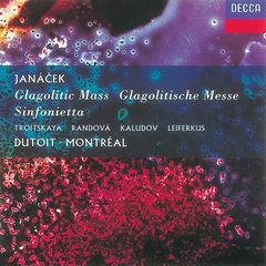 janácek: glagolitic mass/sinfonietta