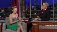 The Late Show With David Letterman 11/12/12