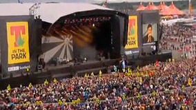 Live at T In The Park 2012 完整版