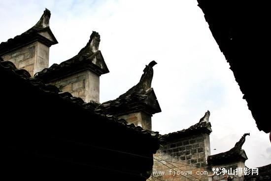 寨英村古建筑群