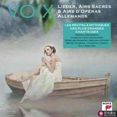 lieder, arias et opera allemand