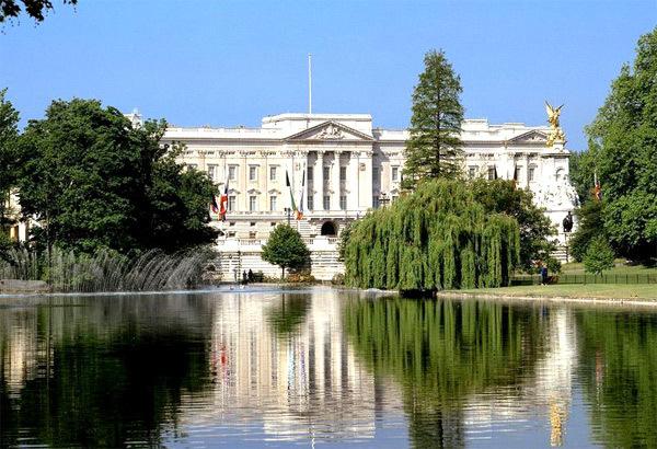 英国伦敦著名建筑物