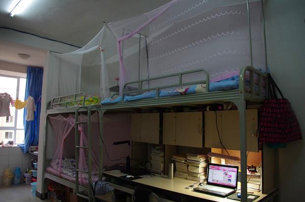 湖北师范大学文理学院宿舍环境怎么样图片