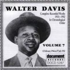 walter davis vol. 7 (1946-1952)