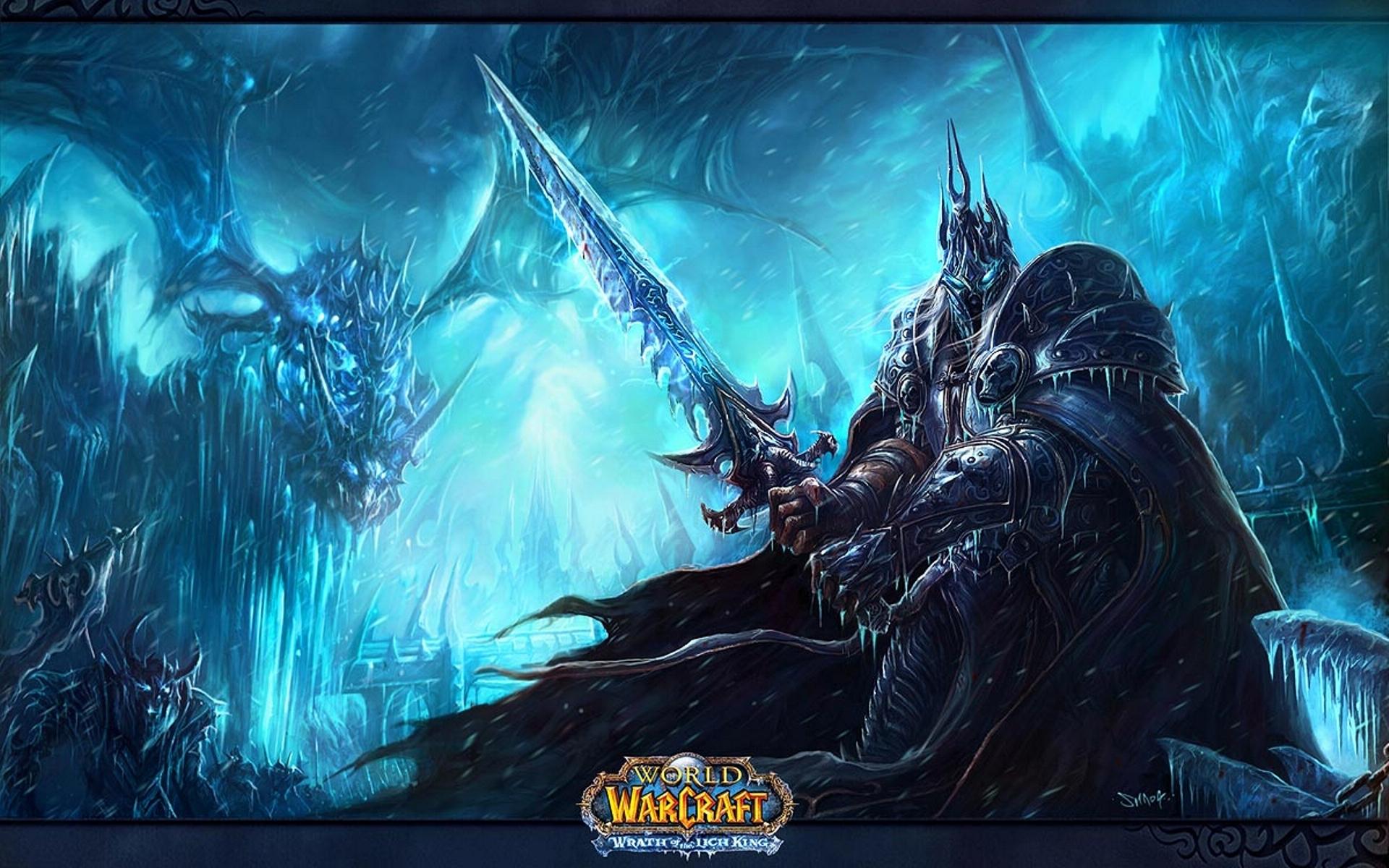 wow - 网络游戏《魔兽世界》