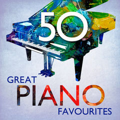 50 great piano favourites