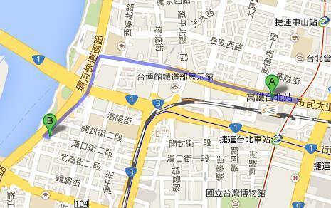 汉口台北路114号怎么去