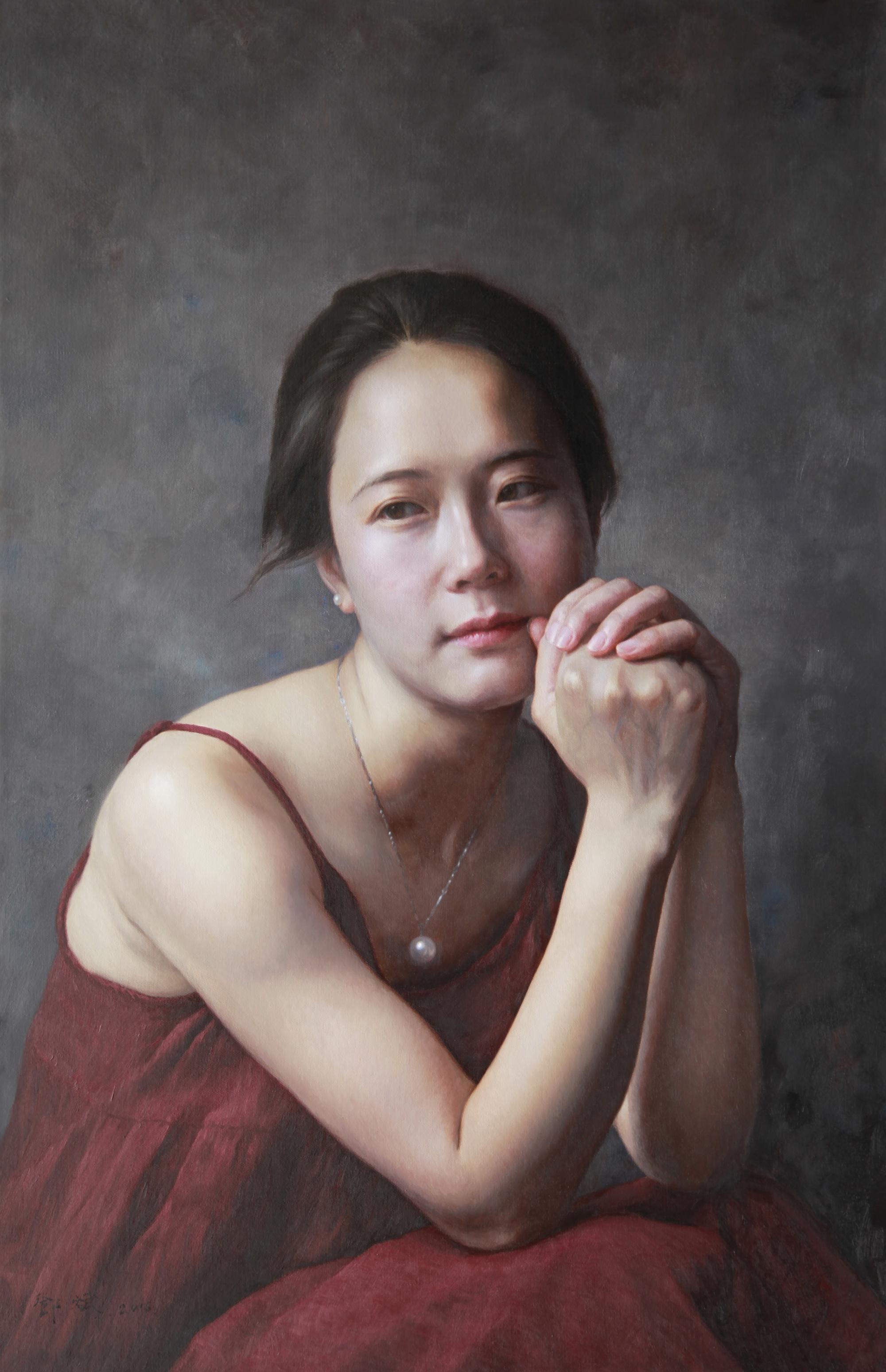 邓斌写实风景油画作品