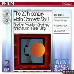 20th-century piano concertos, vol.1
