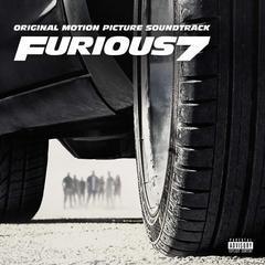 furious 7 (original motion picture soundtrack)(速度与激情 7) 原声大碟