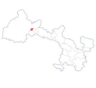 酒泉園林路口地圖