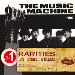 rarities volume 1 - last singles & demos