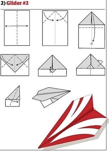 怎么择纸飞得最久最远的纸飞机?