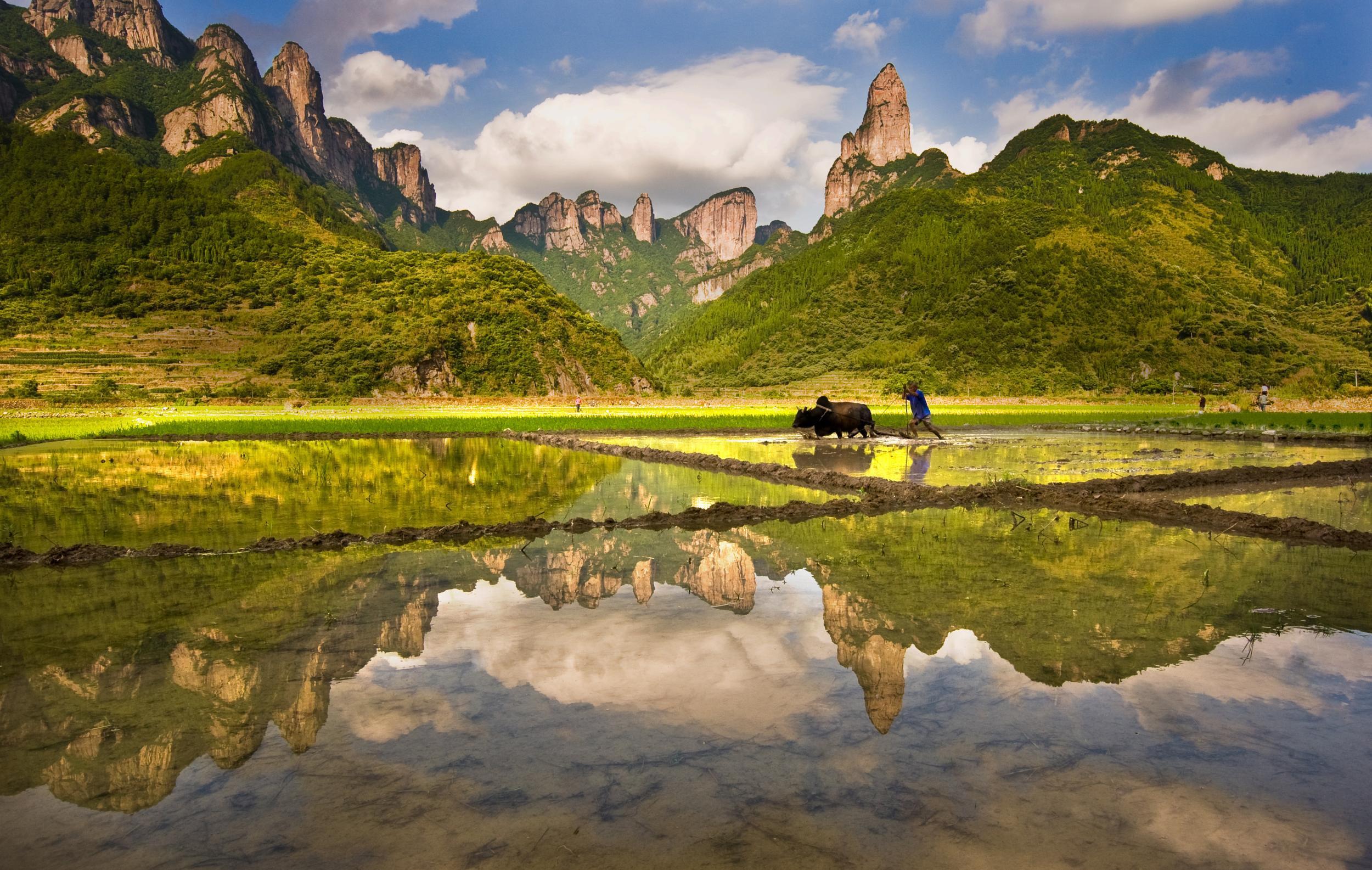 神仙居景區是仙居五大風景名勝區之一,也是仙居風景名勝區的典型代表