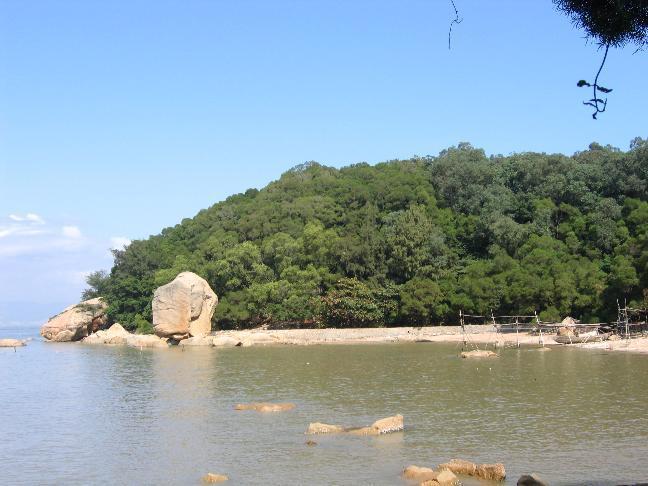 珠海九洲岛